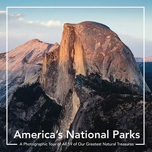 America's National Parks: A Photographic Tour of all 59 of Our Greatest Natural Treasures  America's National Parks are some of the most beautiful natural resources we have. Every year, millions of Americans and visitors from abroad come to marvel...