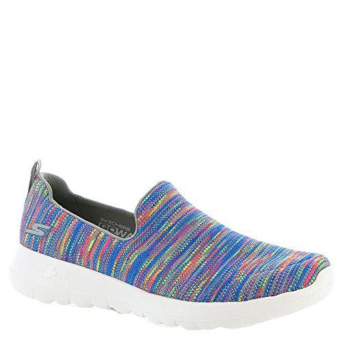 Skechers Performance Women's Go Walk Joy-15615 Sneaker,multi,10.5 M US