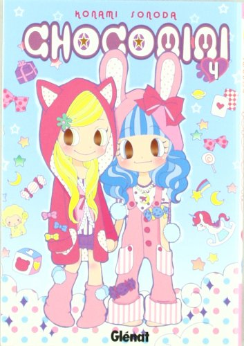 Chocomimi 4 (Shojo Manga) (Spanish Edition)