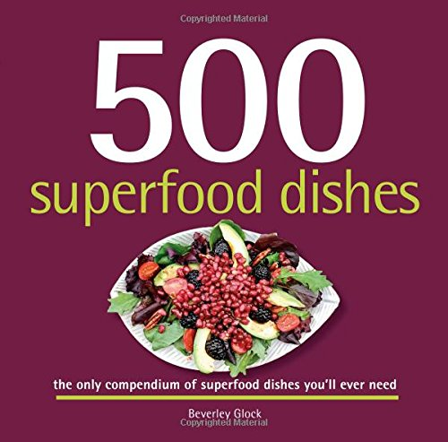 500 superfood dishes - 1