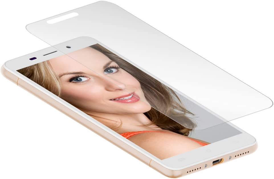 Prevoa ® 丨PROTECTOR de PANTALLA CRISTAL TEMPLADO para Cubot X9 5.0 Pulgadas Smartphone: Amazon.es: Electrónica