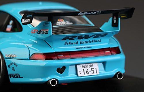 Hobby Design 1/24 Rwb ポルシェ 993 ワイドボディ キット Rauh Passion HD03-0457