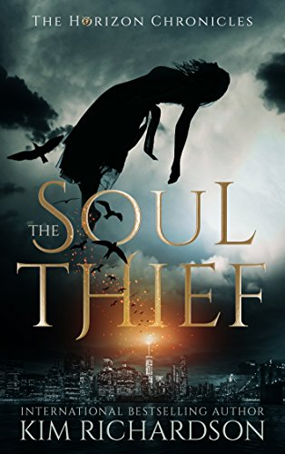 The Soul Thief (The Horizon Chronicles Book 1) cover