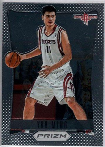 - 2012-13 Panini Prizm #198 Yao Ming Rockets NBA Basketball Card NM-MT