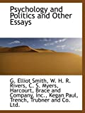 img - for Psychology and Politics and Other Essays book / textbook / text book