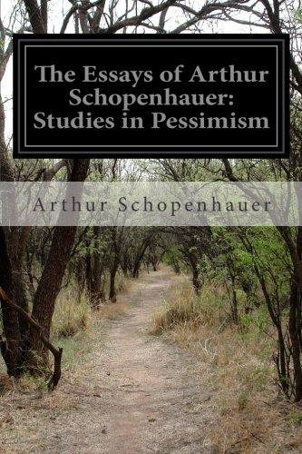 arthur schopenhauer no authorship