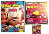 zing air target - Air Huntress Zano Bow Include 1 Indoor Target, 2 suction arrows and 1 Zano Bow - 30 feet age 4 +