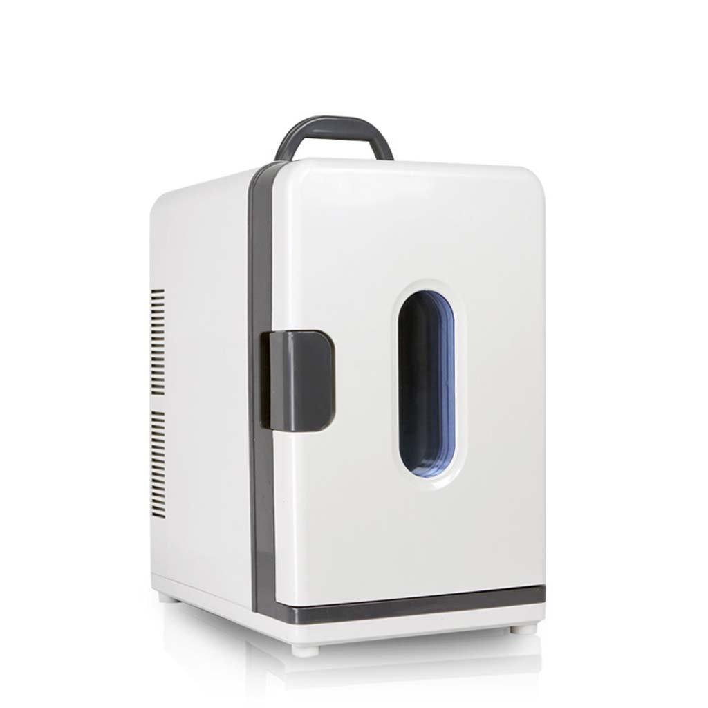 GJM Shop 車の冷蔵庫18Lシングルコア冷却ミニ冷蔵庫車12V /ホーム220V兼用冷蔵/暖房ポータブルハンドルピクニック冷蔵庫27 * 36 * 43センチメートル   B07G1368BV