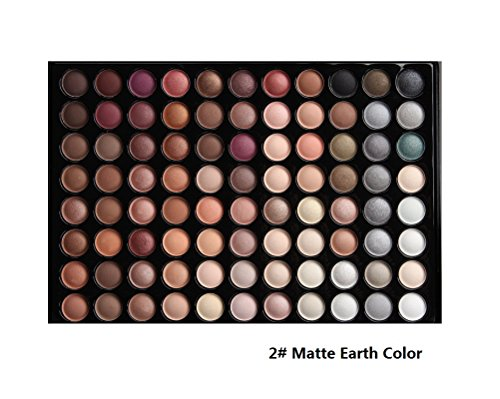 Yougman Color Matte Earth Eyeshadow product image