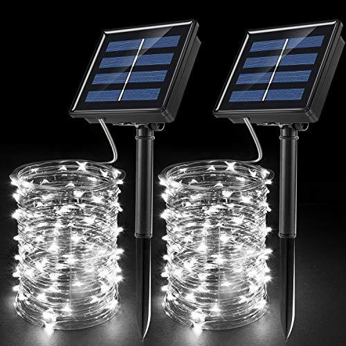 Solar Energy Fairy Lights in US - 5