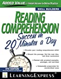 Reading Comprehension Success in 20 Minutes a Day (Skill Builders)