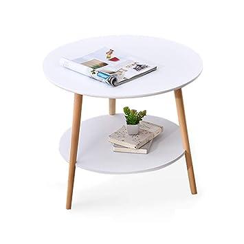 Qualité supérieure c77f3 a008b Table Basse en Bois Plein, Petit Appartement Salle De Séjour ...