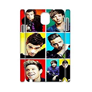 One Direction DIY 3D Case for Samsung Galaxy Note 3 N9000, 3D Custom One Direction Case