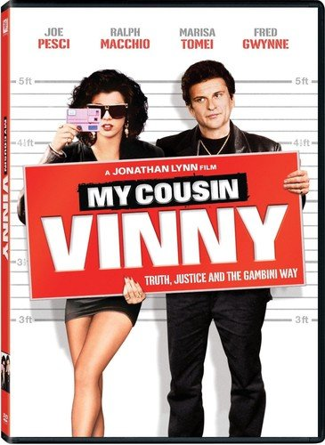 My Cousin Vinny (Here Comes A Man Holds Out His Hand)