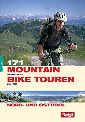 171 Mountainbiketouren Nord- und Osttirol