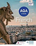 img - for AQA A-level French (includes AS) by Casimir d'Angelo (2016-05-27) book / textbook / text book