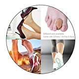 Povihome 10 Pack Gel Toe Spacers for Bunion