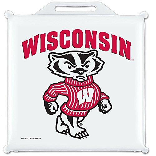 NCAA University of Wisconsin Seat Cushion, 14