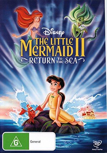The Little Mermaid 2 Return to the Sea | NON-USA Format | PAL | Region 4 Import - Australia