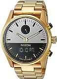Nixon Men's A932595 Duo Analog-Digital Display Swiss Quartz Gold Watch