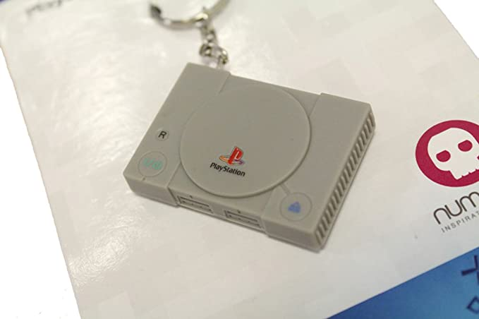 Sony PlayStation Console Official Key Chain