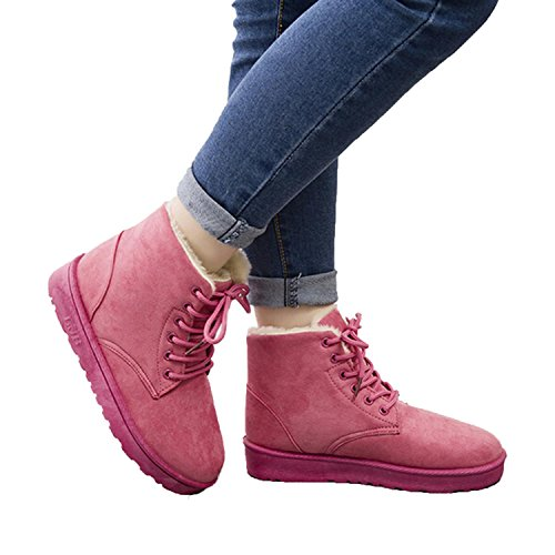 Khaki boots snow shoe Boots carsget Snow waterproof boots women for Ozfnxw5q