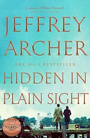 Jeffrey archer william warwick series book 2