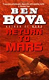 Return to Mars, Ben Bova and B. Bova, 0380797259