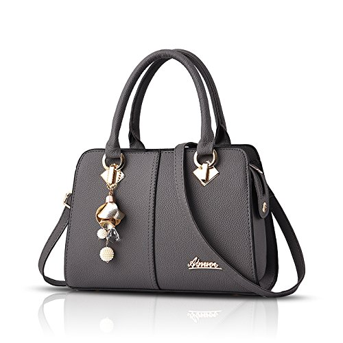 Splicing Tisdaini Bag Ladies Big Bag gray Female New Messenger Wallet Shoulder Fashion Dark Handbag rnWpwr40q