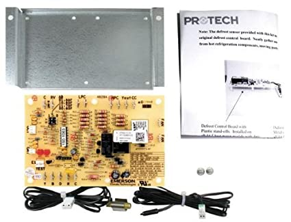 Remarkable Oem Upgraded Weather King Heat Pump Defrost Control Circuit Board Wiring Digital Resources Antuskbiperorg