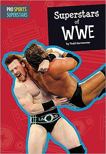 Superstars of WWE (Pro Sports Superstars)