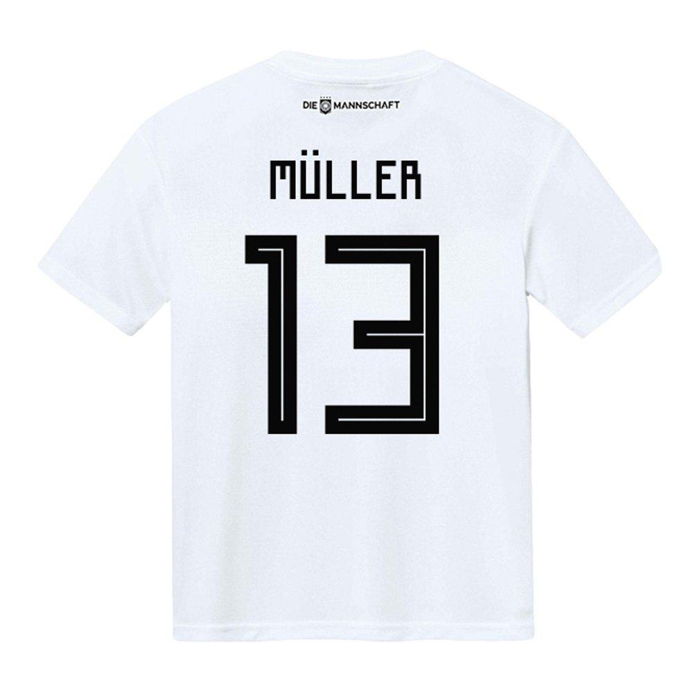 Camiseta de la selección alemana de fútbol, temporada 2018 ...