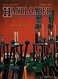 Handloader Magazine - April 1991 - Issue Number 150