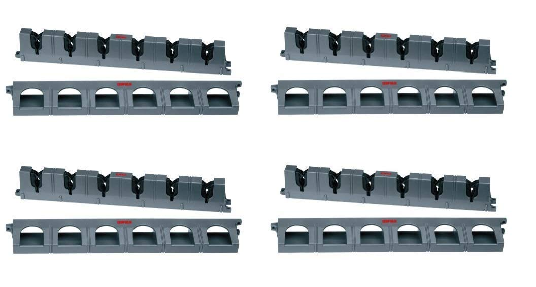 Rapala Lock 'n' Hold Rod Rack (Pack of 4) by Rapala (Image #1)
