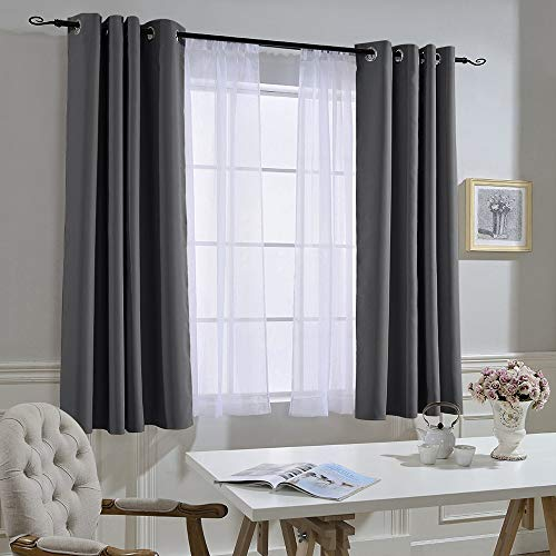Free App Or Dessert At Olive Garden W Purchase Of 2: NICETOWN Blackout Curtains Panels For Bedroom