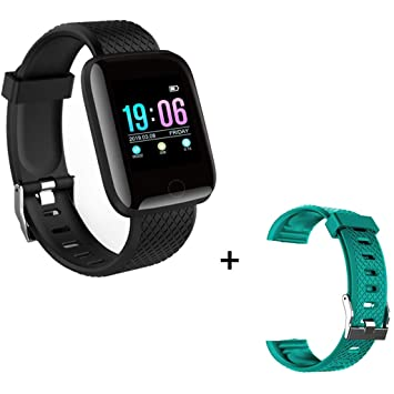 wertyhy Reloj Inteligente Smart Watch Hombres Presión ...