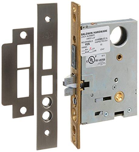 Baldwin Mortise Lockset - 6021.151.LLS