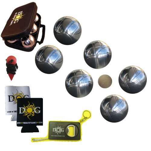 Day Games Chromed Petanque Silver product image