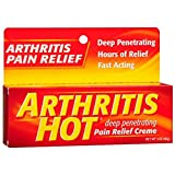 Arthritis Hot Pain Relief Creme 3 oz (Pack of 6)
