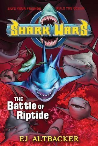 attle of Riptide 1st (first) Edition by Altbacker, EJ (2011) ()