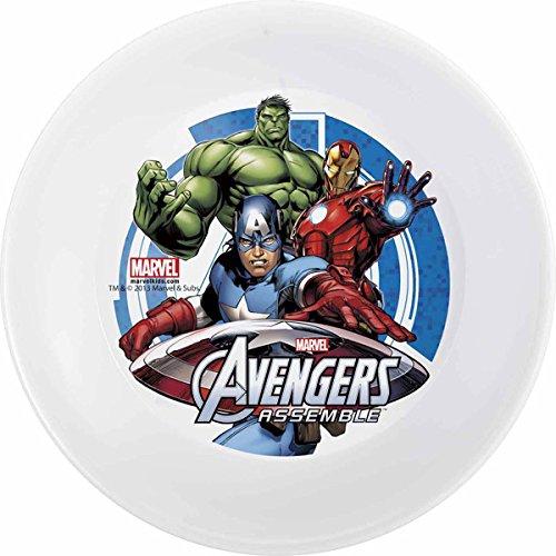 Avengers Assemble 6-inch Kids Bowl by Zak Designs
