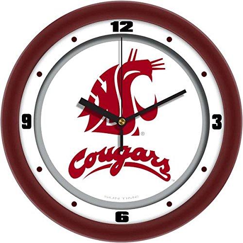 Washington State Cougars NCAA Wall Clock