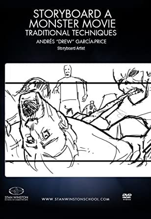 AmazonCom Storyboard A Monster Movie  Volume   Traditional