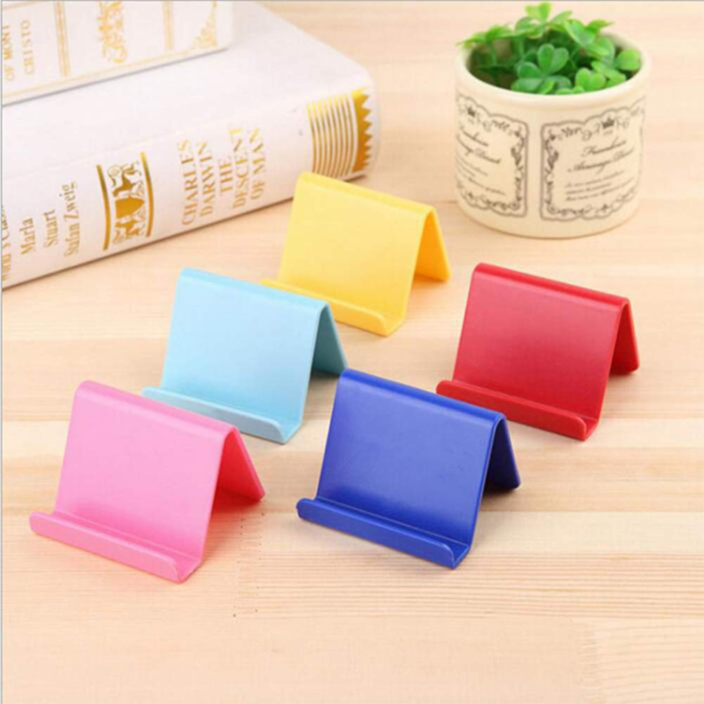 Colore Casuale RONSHIN Organizer da Tavolo per Telefono da Cucina