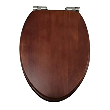 Miraculous Toilet Seat Soft Close Toilet Seat Hinge Wooden Toilet Lid Caraccident5 Cool Chair Designs And Ideas Caraccident5Info
