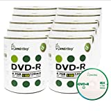 Smart Buy 1000 Pack DVD-R 4.7gb 16x Logo Blank Data Video Movie Recordable Disc, 1000 Disc 1000 Pk