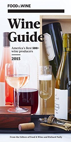 Food & Wine: Wine Guide 2015 by Mary Burnham