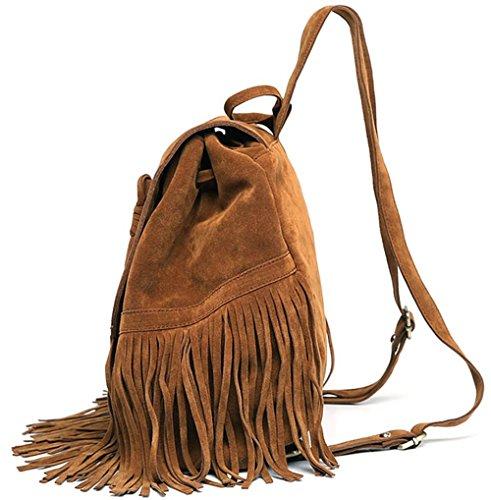 Maomaobag, Borsa a tracolla donna Marrone marrone