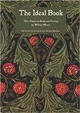 The Ideal Book, William Morris, 1597320277