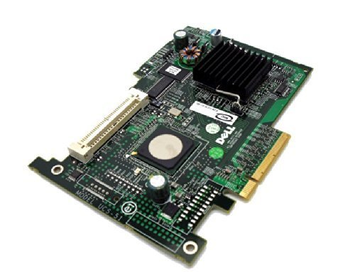 DELL PERC SAS 5/iR Controller Card. RAID Controller Card PCI Express. D P/N: 341-3622